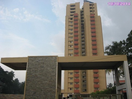 2 Bhk Apartment For Rent In Edally Kochi 13 000