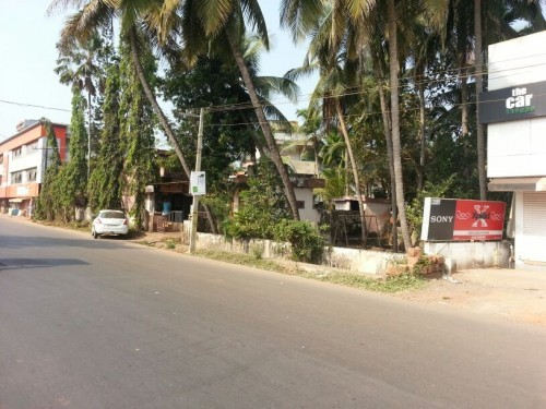 15 Cents of Prime Commercial Land for sale at Cheruvathur,Kasargod