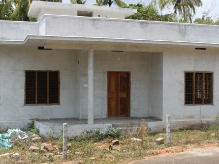 1000 square feet 2 BHK house for sale at Venginisheri, Thrissur