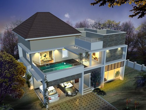 Forms Luxury Villas Available for Sale at Thrissur