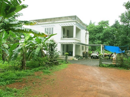 93 Cent Land With House For Sale At Elanji Ernakulam Kerala Real Estate