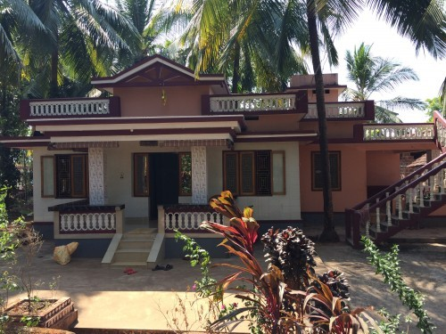 52 cent land and 1850 spft  house for sale  - Kerala Real Estate