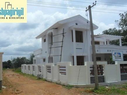 Pushpagiriyil Builders Dream Castle Villas For Sale At