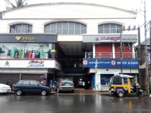 1500 Sq ft Commercial Space for Rent at Cherukunnu, Kannur  - Kerala