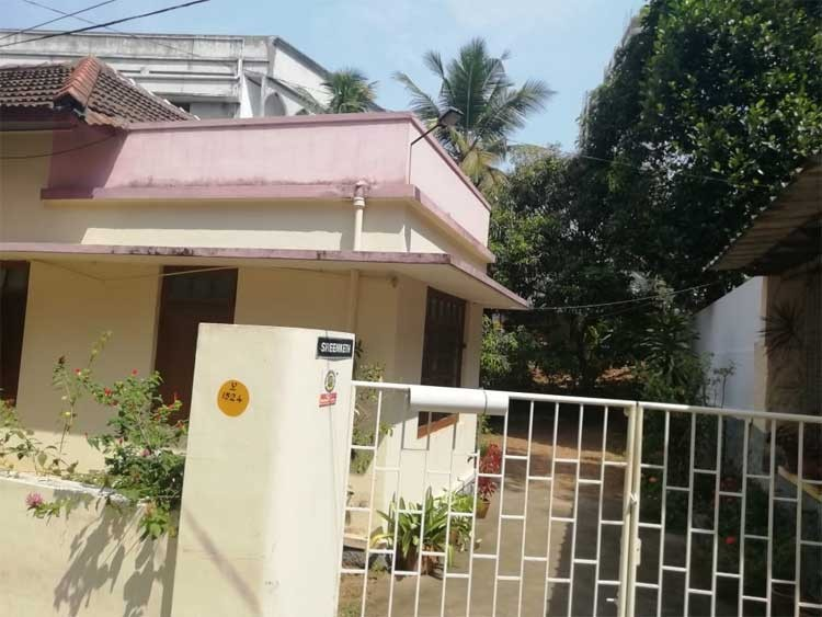 Land With Old House For Sale at Thiruvananthapuram  - Kerala