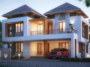 Grand Casa Luxury Villas, Thiruvalla