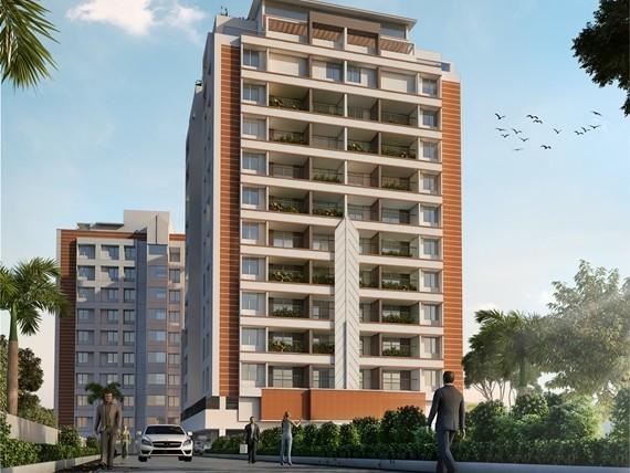 Ashvatha - The Hermitage - Life Style  Apartments, Chalikkavattom