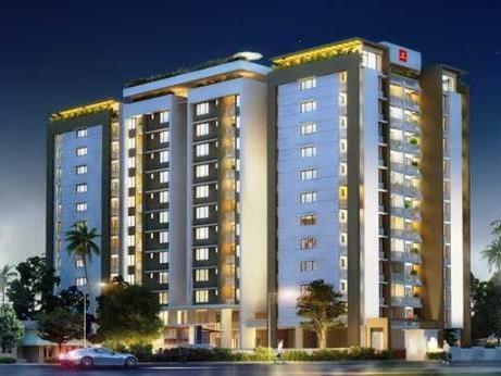 ASSET HOMES - Luxury Apartments in Nellikunnu ,Thrissur
