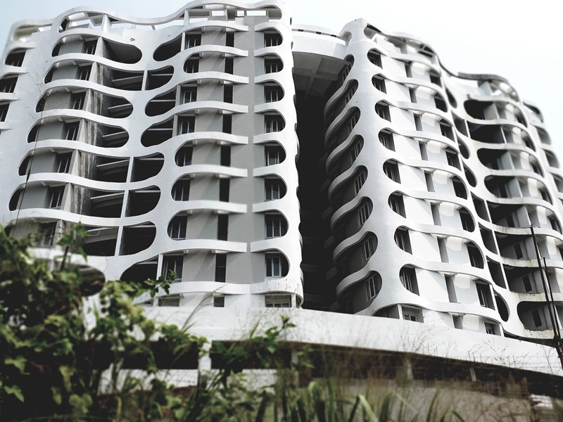 MODERN LUXURY APARTMENT - Golden ARK for sale at New Trivandrum