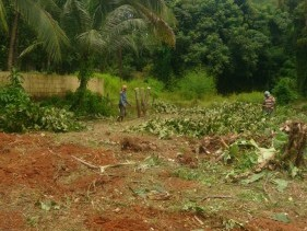 10  Cents of residential land for sale at Poonkunnam,Thrissur.