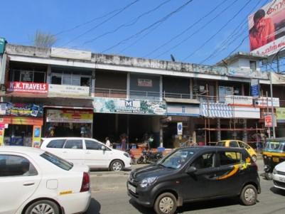 Commercial property for sale at Kaladi,Perumbavoor,Ernakulam.
