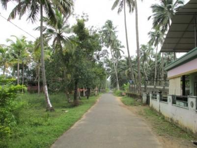 19 Cents land for sale at Guruvayur,Thrissur.