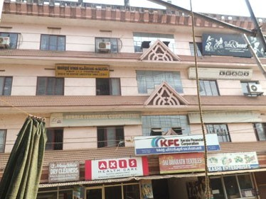 4 Storied Building Complex for sale in the Heart of Kannur City.