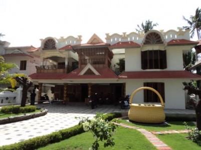 6000 Sqft 5 BHK Posh luxury House for sale at Poojapura, Mudavanmugal,Thiruvananthapuram.