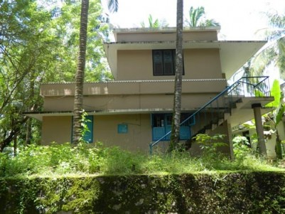 850 Sqft 2 BHK Double Storied House for sale at Anakkotta,Guruvayoor,Thrissur.