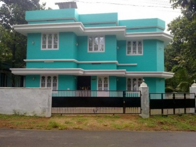 new house at angamaly