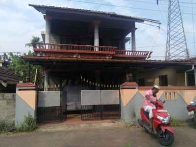 1400 Sq ft House on 3 Cents of land for sale at edathala Aluva