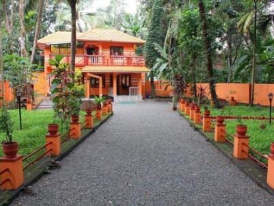 Beautiful House in 19.76 Cents near Manarcad Church & Manarcad Jn, Kottayam Dist