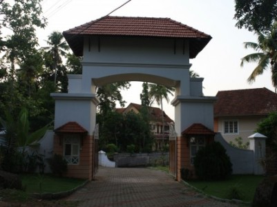 Gated Villa for Rent at Thiruvalla near Beliver's Church School / Medical College
