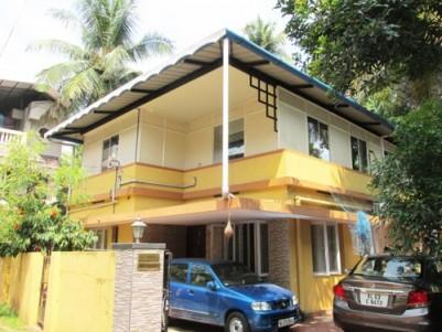 5 Cent Land with 3 BHK House at Kacheripady, Ernakulam