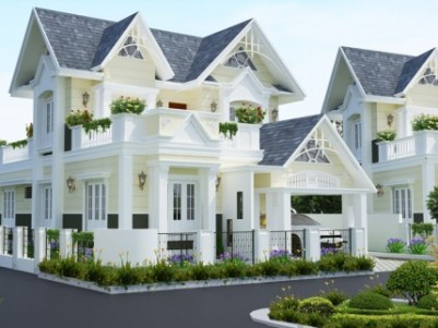 Imperial Developers - Luxurious Villas at Nedumbassery, Ernakulam.