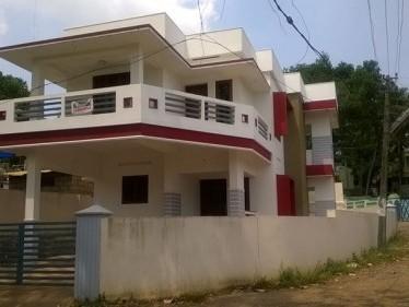 2400 Sq.ft 4 BHK House on 5.5 Cent land for sale at Peroorkada,Thiruvananthapuram.