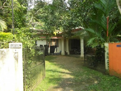 1200 Sq.ft 3 BHK House on 10 cents of land for sale at Karapuzha,Kottayam.