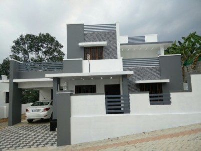 Ready to Occupy Villas available in Adoor (Nellimmoottil Padi),  Pathanamthitta.