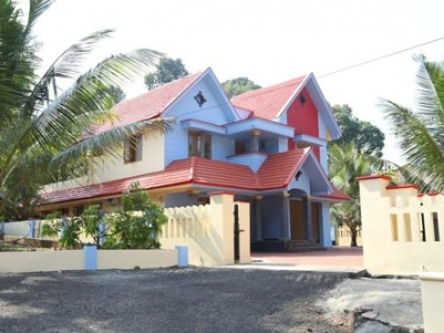 Large House for Sale at Pampady, Kottayam.