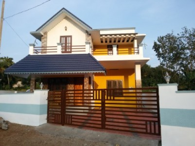 1800sqft new House in 5 cents of land near Pankacha Kasturi Medical  College Kattakada  Killi.