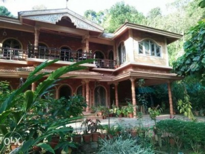 2500 Sq.ft ,4 BHK house in 85 cent plot for sale at Munnar Road, Idukki