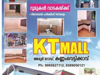 2 BHK Flat for rent at Ayikkarappadi,Malappuram.