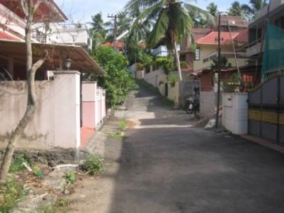 7.3 Cents of Land for Sale at Kochu Ulloor, Thiruvananthapuram.