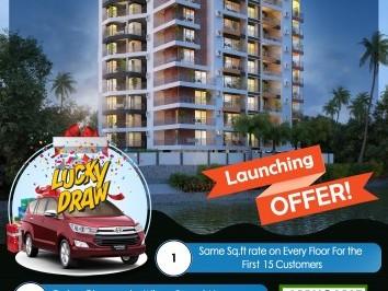 Flat for Sale at Pala, Kottayam