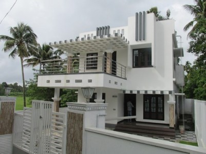 1800 Sq.ft 4 BHK House for sale at Paravur,Ernakulam.