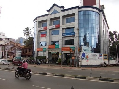 Commercial Space for Rent at Ulloor,Trivandrum.
