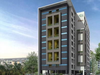 Olive Heights-Life Style Apartments at Irinjalakuda,Thrissur.