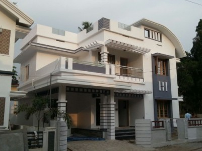 2200 Sqft 4 BHK House on 5 cents of land  for sale at Nedumbassery, Ernakulam District.