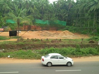 50 cent near plot for rent near NH212 in parappanpoyil, Thamarassery. Kozhikode