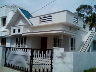 850 Sqft 2 BHK House for sale at Varappuzha,Ernakulam District.