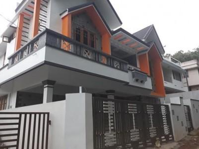 1600 Sqft 3 BHK New House on 3.5 Cents of land for sale at Peyad,Thiruvananthapuram.