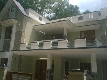 2400 Sqft 4 BHK New house for sale at Kallettumkara,Thrissur.