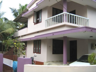 1800 Sq.ft 3 BHK House on 5.5 Cent land for sale at Pallikunnu,Kannur.