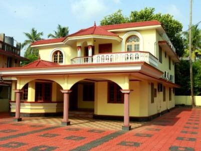 Modern Upgraded Villa for Sale in Irinjalakuda, Thrissur