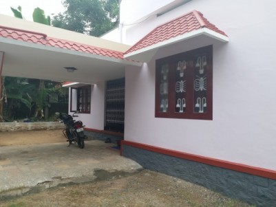 HOUSE AT CHANGANASSERY BYPASS ROAD