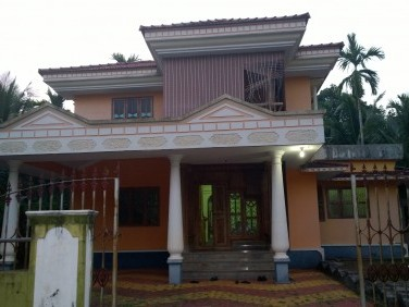 Classic Kerala Architectural Style House for sale at Payyanur,Kannur.