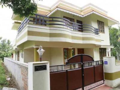 1650 Sq.ft 4 BHK House for Sale at Mudavanmugal,Thiruvananthapuram.
