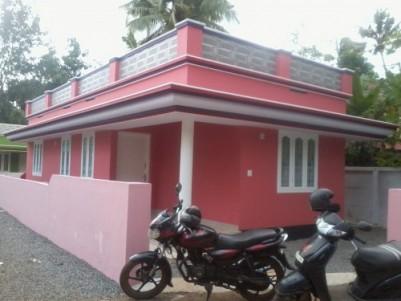 700 Sq ft 2 BHK Villa for sale  near Amballur,Thrissur