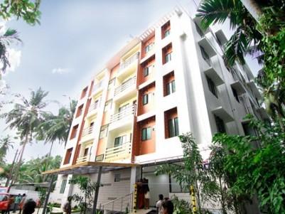 Ready To occupy  Apartments for sale near Guruvayur Temple.,Thrissur.
