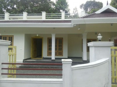 1600  Sqft 3 BHK  House on 7 cents of land for sale near Ettumanoor,Kottayam